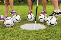 FootGOLF & Golf