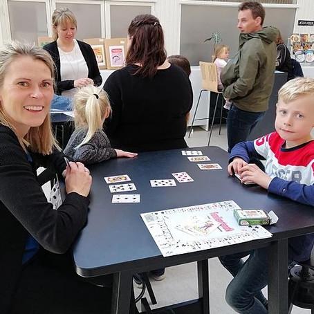 Sofiendalskolen inviterer forældre og børn til familiematematik
