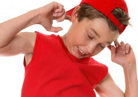 Dans på skolen