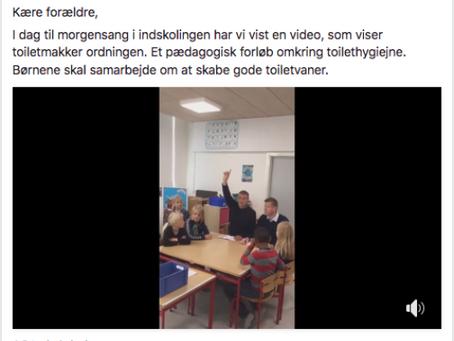 Gistrup Skole: Hvordan kan vi formidle budskabet til både børn og forældre?