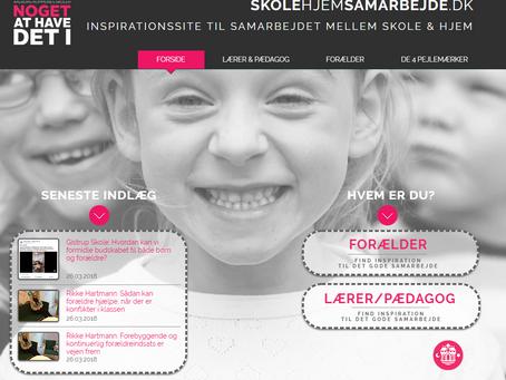 Aalborg Kommunes skoler inspirerer hinanden på skolehjemsamarbejde.dk
