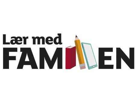Lær med Familien – et materiale der bygger bro mellem skole og hjem