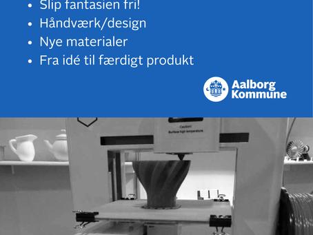 Kreative processer med 3D-print