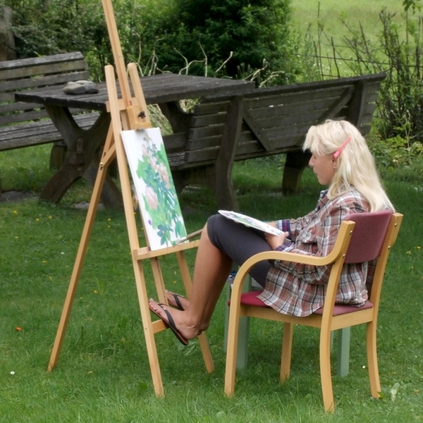 AiR - Outdoor-Atelier