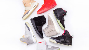 Kanye West e sua assinatura no universo Sneakerhead