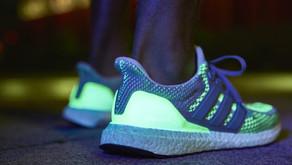 adidas lança hoje versão do Ultra Boost que brilha no escuro.