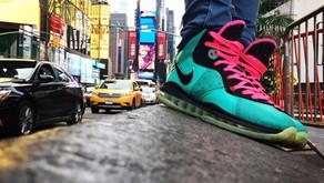 Meu Grail: Nike Lebron 8 South Beach