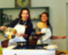 Indian cooking class in cape town