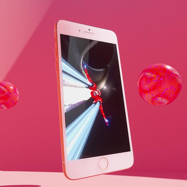 Iphone 8 demostrate