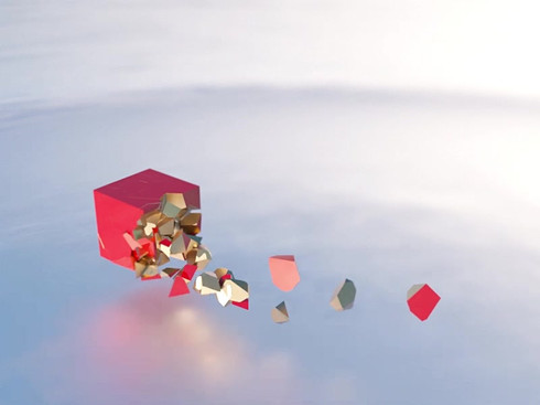 Modeling using C4D Animation in C4D Texturing in C4D Lighting in C4D octane render Compositing in After Effect