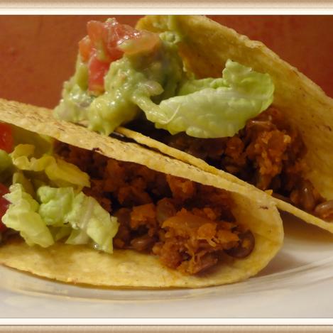 Lentil Cauliflower Tacos
