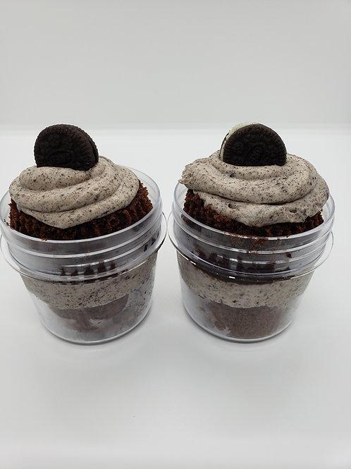 Cookies & Cream Cake Jars