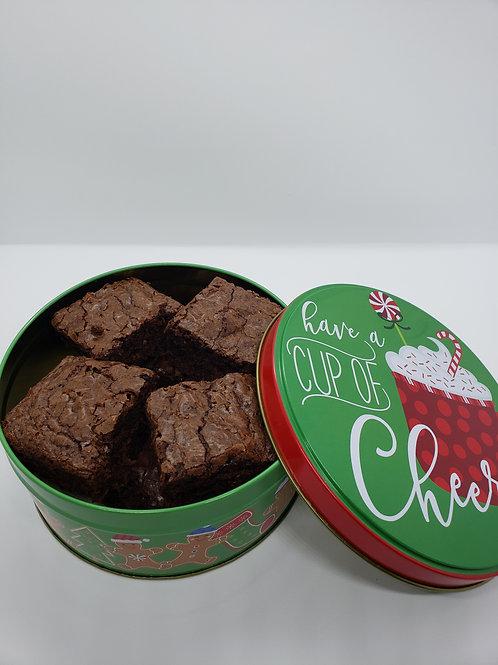 Double Chocolate Brownie w/ Nuts