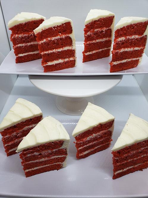 8 Cake Slices