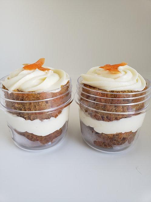 Carrot Cake Jars