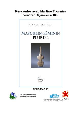 Masculin-Fémin pluriel