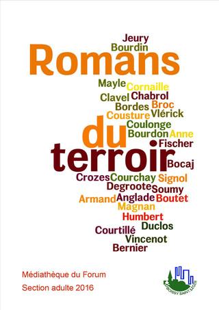 Romans du terroir