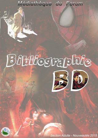 Bibliographie BD adulte