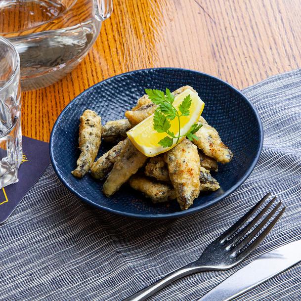 Petite Spanish Sardines