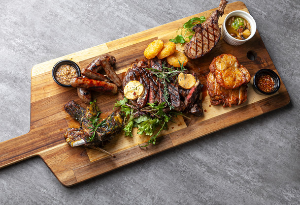 Meat the King Platter