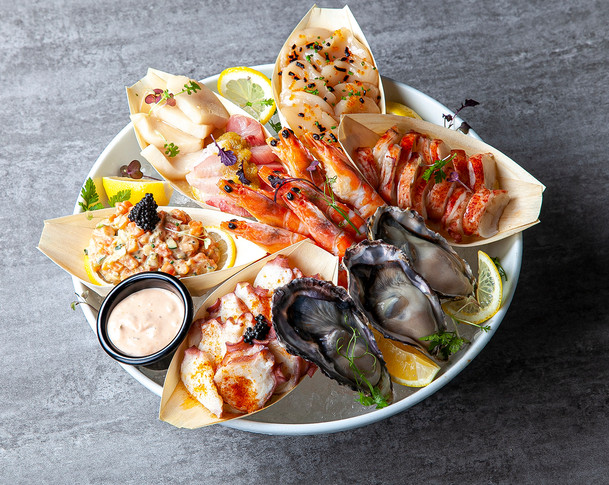Bounty of the Sea Platter