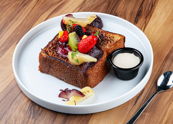 Brulee French Toast