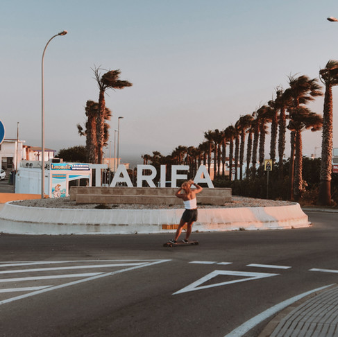 A travel guide- TARIFA. Streets to Surf. Part #1
