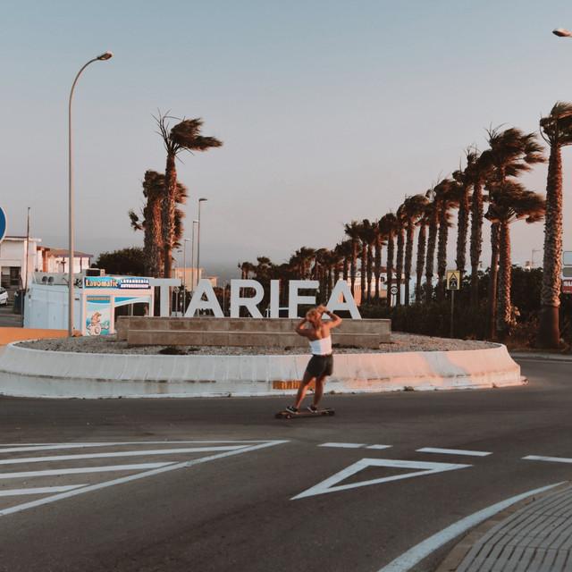 TARIFA. My Spanish-kitesurfing home for the 2019 Euorpean Summer.