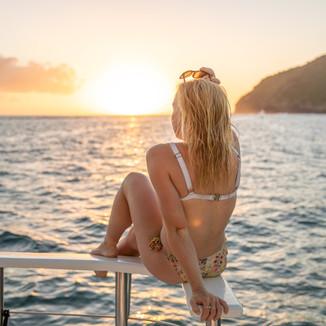 Lord Howe Island sunsets