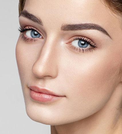 eyebrow & lash tint