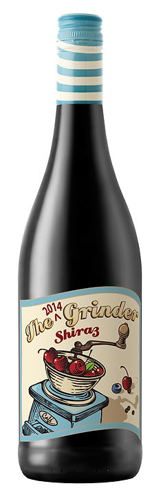 The Grinder Shiraz