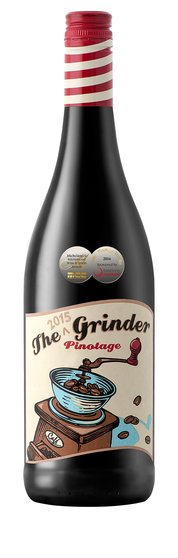 The Grape Grinder Pinotage