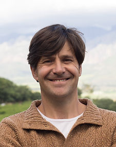 Oliver Kirsten - Founder Cape Fynbos Gin