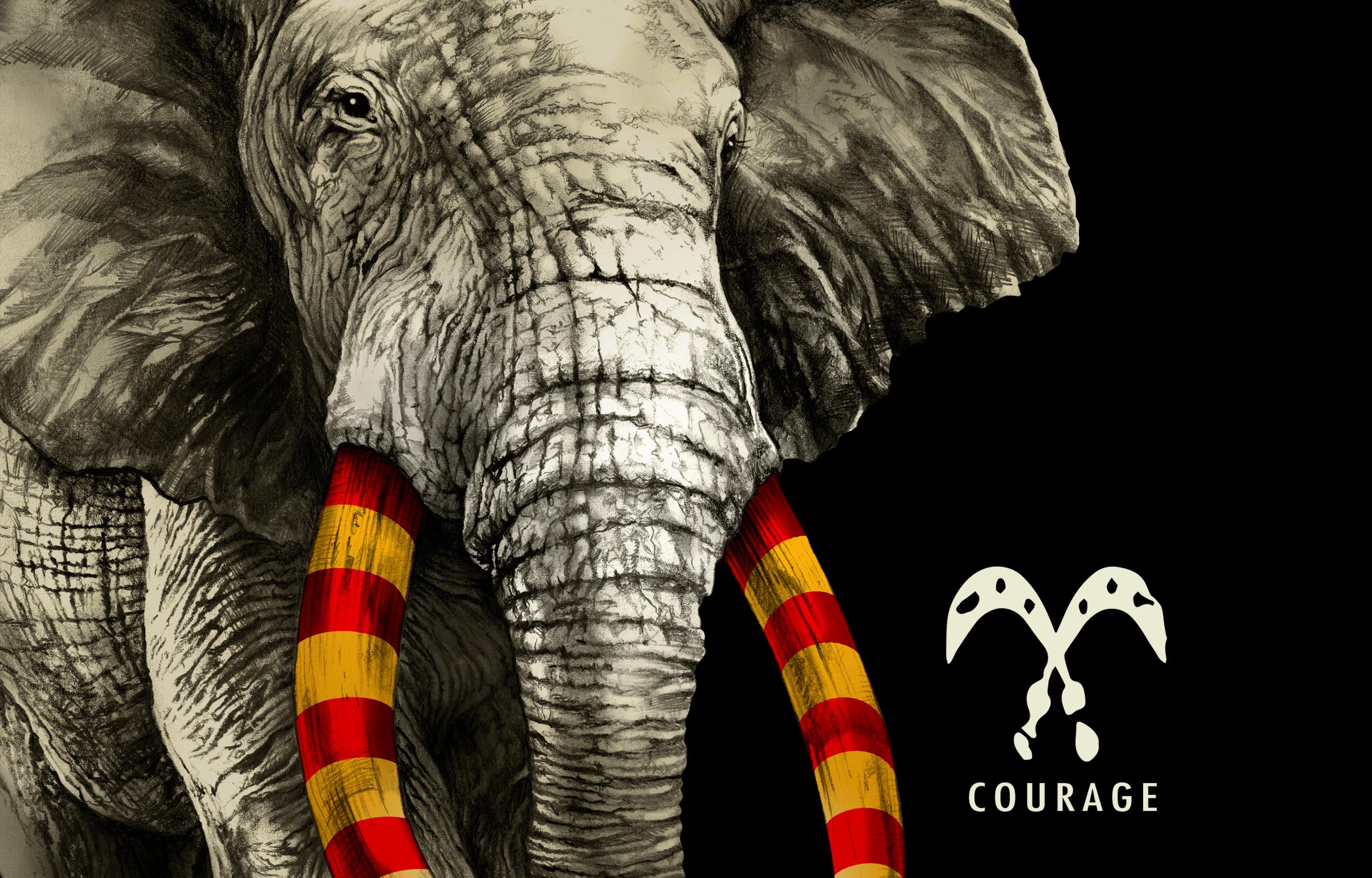 HEART OF AFRICA WINES, ELEPHANT
