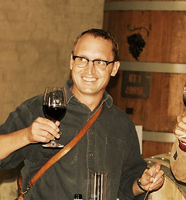 Johan du Toit, The Grape Grinder Wine Company