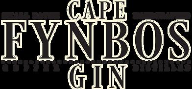 Cape Fynbos Gin Logo