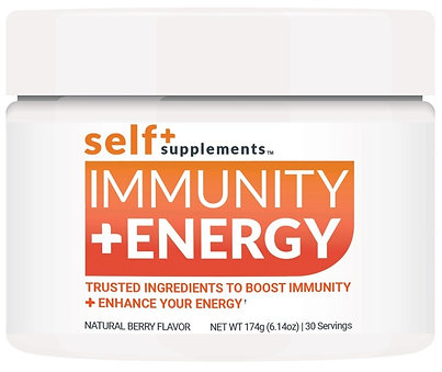 IMMUNITY + ENERGY