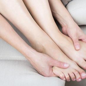 3 Studies in Self-Delivered Foot Reflexology