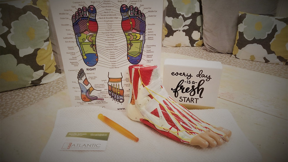 Introduction to Foot Reflexology