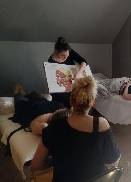professional reflexology training