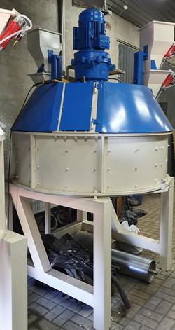 mortar mixing complex RSK-800