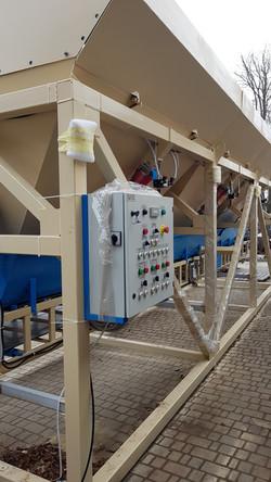 Дозатор бункерный АДМ-1000