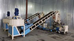 Belt conveyor 500x6000