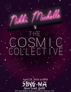 Cosmic Collective Constellation Poster Board (Sing ha)