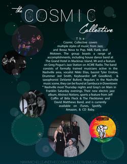 Cosmic Collective PK
