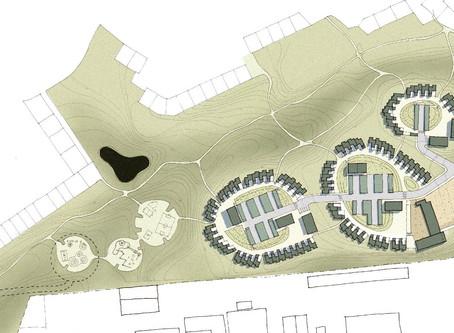 SNA har udviklet helhedsplan for et nyt beboelsesområde i Hoyvík