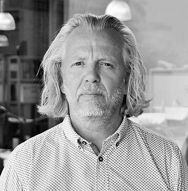 Lars Garrit - Teknistovuleiðari DK /verkætlanarleiðari