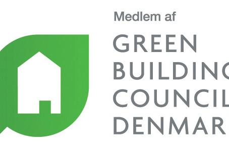 SNA er blevet medlem af Green Building Council Denmark.