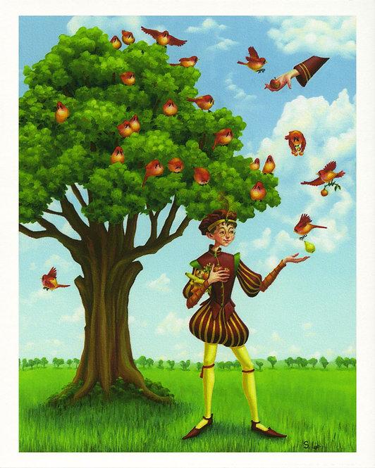 """Fruits of the Spirit"" Giclée Print"