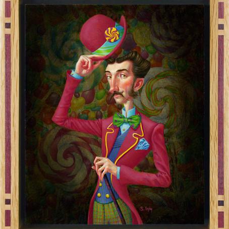 Portrait of a Candy Man